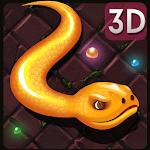 3D Snake. io