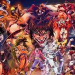 Action Anime Hero
