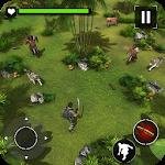 Amazon Jungle Sniper: Survival Game