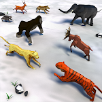 Animal Kingdom Battle Simulator 3D