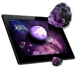 Астероїди 3D живі шпалери