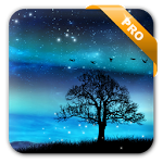 Aurora Pro Live Wallpaper