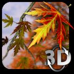Autumn Leaves in HD Gyro 3D Parallax Wallpaper