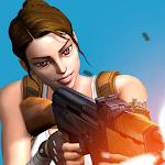 Біжать мерці -Zombie Стрільба Запуск FPS гри