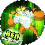 Ben Hero Kid - Aliens Fight Arena
