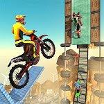 Bike Stunts - Desert