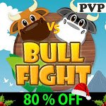 Bull vs Bull - Bull Sheep Fight