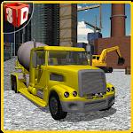 Concrete Excavator Simulator / Бетонний екскаватор Тренажер