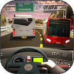Countryside Big Bus 2018 Highway Driving Simulator