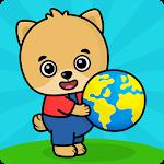 Дитячі розвиваючі ігри - пазли для малюків