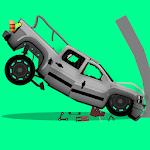 ELASTIC CAR 2 CRASH TEST