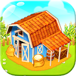 Farm Town: lovely pet on farm