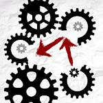 Gearset: Gear Wheel and Clock