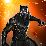 Grand Superhero Panther: Superstar City Survival