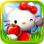 Hello Kitty's Garden / Сад Hello Kitty