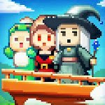 Idle Ship Heroes-clicker game