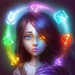Into the Darkness - три-в-ряд гра історія Аліси