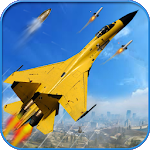 Jet Fighter Plane 3D - Air Sky Fighter Sim 2017