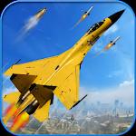Jet Fighter Plane 3D - Air Sky Fighter Sim 2017
