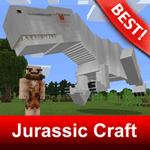 Jurassic Craft Addons MCPE