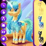 Magical Unicorn Candy World