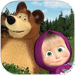 Маша і ведмідь: навчальні ігри