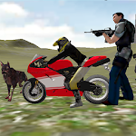Motorcycle Driving: Giant City