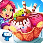 My Ice Cream Shop - гра з керуванням часу.