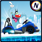 Oggy Super Speed ​​Racing (The Official Game)
