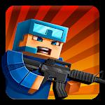 Піксель Битви - ігри стрілялки