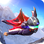Польотах на вінгсьюте - Wingsuit Flying