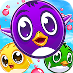 Pop Pop Penguin: Bubble Block Blast!