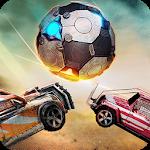 Реактивный автофутбол - Rocket Car Ball