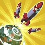 Rocket Valley Tycoon — игра, управление ресурсами