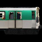 Симулятор метро Парижа