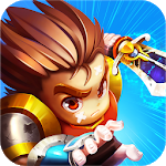 Soul Warriors - Fantasy RPG Adventure: Heroes War