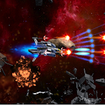 Space Shooter 3D: Bullet Hell Meja Infinity