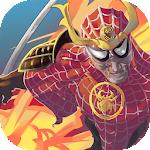Spider Samurai Warrior