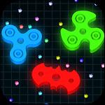 Spinning.io 3D: Fidget Spinner.io Tops Wars