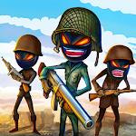 Stickman Royale: World War Battle