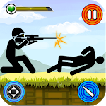 Stickman vs Stickman: Shotgun Shooting