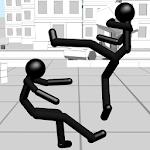 Стікмен Бійка 3D