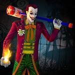 Страшні Клоун Атака Ніч місто