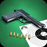Стріляти з пістолета в мішень. симулятор зброї