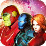 Superheroes vs Super Villains - Real Fighting Game
