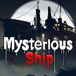 Таємничий корабель - Знайдіть ключ.