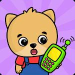 Телефон для малюків