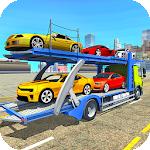 Transport Car Carrier Cargo Truck Simulation