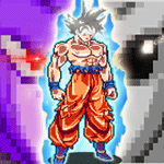 Ultra Goku Super Battle
