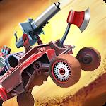 War Cars 2: Online Multiplayer 2D Car Battle